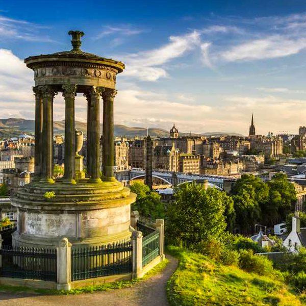 Edimburgo vacanza studio